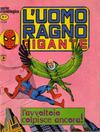 Cover for L'Uomo Ragno Gigante (Editoriale Corno, 1976 series) #3