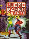 Cover for L' Uomo Ragno Gigante (Editoriale Corno, 1976 series) #4