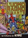 Cover for L'Uomo Ragno Gigante (Editoriale Corno, 1976 series) #5
