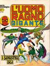 Cover for L'Uomo Ragno Gigante (Editoriale Corno, 1976 series) #7