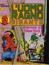 Cover for L' Uomo Ragno Gigante (Editoriale Corno, 1976 series) #8