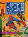 Cover for L'Uomo Ragno Gigante (Editoriale Corno, 1976 series) #11