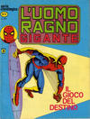 Cover for L'Uomo Ragno Gigante (Editoriale Corno, 1976 series) #12
