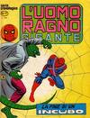 Cover for L'Uomo Ragno Gigante (Editoriale Corno, 1976 series) #17