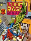 Cover for L'Uomo Ragno Gigante (Editoriale Corno, 1976 series) #18
