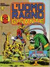 Cover for L'Uomo Ragno Gigante (Editoriale Corno, 1976 series) #20