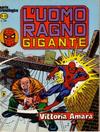 Cover for L'Uomo Ragno Gigante (Editoriale Corno, 1976 series) #23