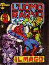Cover for L'Uomo Ragno Gigante (Editoriale Corno, 1976 series) #24