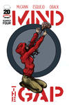 Cover Thumbnail for Mind the Gap (2012 series) #4 [Variant Cover by Lynell Ingram]