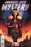 Cover for Journey into Mystery (Marvel, 2011 series) #649 [Jorge Molina]