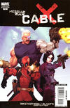 Cover for Cable (Marvel, 2008 series) #14 [Olivetti Cover]