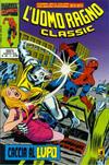 Cover for L'Uomo Ragno Classic (Edizioni Star Comics, 1991 series) #36