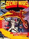 Cover for Marvel Super Heroes Secret Wars (Marvel UK, 1985 series) #16