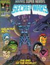 Cover for Marvel Super Heroes Secret Wars (Marvel UK, 1985 series) #8