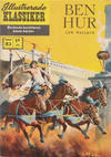 Cover for Illustrerade klassiker (Williams Förlags AB, 1965 series) #83 - Ben Hur [[HBN 199] (4:e upplagan)]