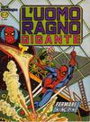 Cover for L'Uomo Ragno Gigante (Editoriale Corno, 1976 series) #27