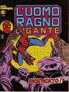 Cover for L'Uomo Ragno Gigante (Editoriale Corno, 1976 series) #28