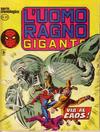 Cover for L'Uomo Ragno Gigante (Editoriale Corno, 1976 series) #29
