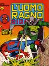 Cover for L'Uomo Ragno Gigante (Editoriale Corno, 1976 series) #31