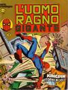Cover for L'Uomo Ragno Gigante (Editoriale Corno, 1976 series) #32