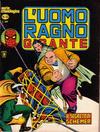 Cover for L'Uomo Ragno Gigante (Editoriale Corno, 1976 series) #33