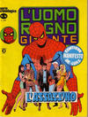 Cover for L'Uomo Ragno Gigante (Editoriale Corno, 1976 series) #34