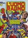 Cover for L'Uomo Ragno Gigante (Editoriale Corno, 1976 series) #39