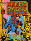 Cover for L'Uomo Ragno Gigante (Editoriale Corno, 1976 series) #40