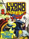 Cover for L'Uomo Ragno Gigante (Editoriale Corno, 1976 series) #41