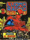 Cover for L'Uomo Ragno Gigante (Editoriale Corno, 1976 series) #42