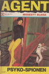 Cover for Agent Modesty Blaise (Semic, 1967 series) #5