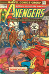 Cover Thumbnail for The Avengers (1963 series) #142 [National Bookstore Variant]