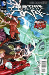 Cover for Justice League Dark (DC, 2011 series) #18
