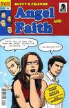 Cover for Angel & Faith (Dark Horse, 2011 series) #20 [Rebekah Isaacs Alternate Cover]