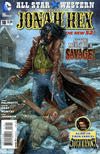 Cover for All Star Western (DC, 2011 series) #18
