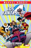 Cover for Marvel Héroes (Panini España, 2012 series) #45 - Los 4 Fantásticos de Walter Simonson