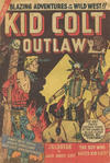Cover for Kid Colt Outlaw (Horwitz, 1952 ? series) #1