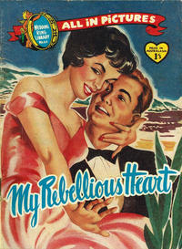 Cover Thumbnail for Wedding Ring Library (Magazine Management, 1955 ? series) #64