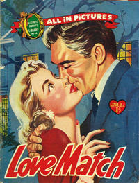 Cover for Illustrated Romance Library (Magazine Management, 1957 ? series) #64