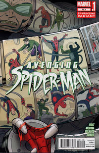 Cover Thumbnail for Avenging Spider-Man (Marvel, 2012 series) #15.1 [2nd Printing Variant]