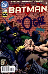 Cover for Batman (DC, 1940 series) #535