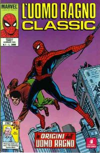 Cover Thumbnail for L'Uomo Ragno Classic (Edizioni Star Comics, 1991 series) #1