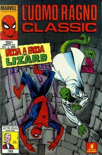 Cover Thumbnail for L'Uomo Ragno Classic (Edizioni Star Comics, 1991 series) #2