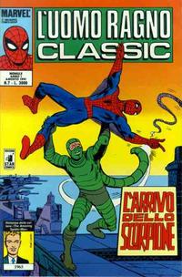 Cover Thumbnail for L'Uomo Ragno Classic (Edizioni Star Comics, 1991 series) #7