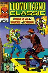 Cover Thumbnail for L'Uomo Ragno Classic (Edizioni Star Comics, 1991 series) #8