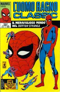 Cover Thumbnail for L'Uomo Ragno Classic (Edizioni Star Comics, 1991 series) #9