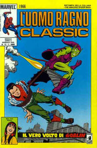 Cover Thumbnail for L'Uomo Ragno Classic (Edizioni Star Comics, 1991 series) #12