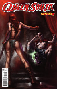 Cover Thumbnail for Queen Sonja (Dynamite Entertainment, 2009 series) #34