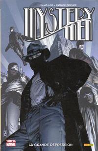 Cover Thumbnail for Mystery Men (Panini France, 2012 series)