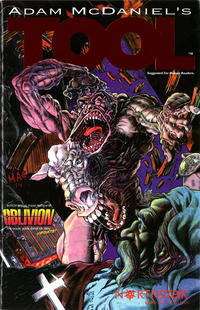 Cover Thumbnail for Adam McDaniel's Tool (Northstar, 1995 series) #1 [Red Foil Cover]